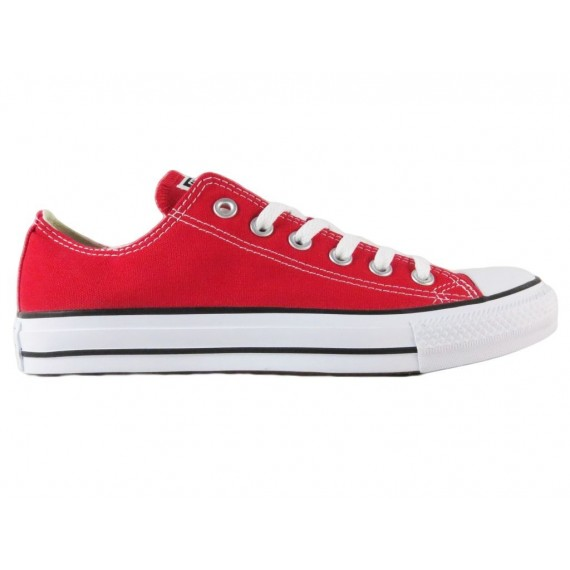 Converse All Star Sneakers Basse OX Red M9696C