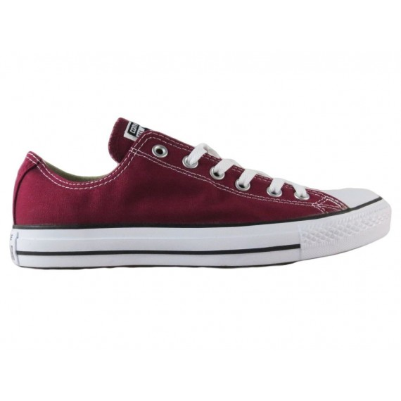 Converse All Star Sneakers Basse Donna OX Maroon M9691C