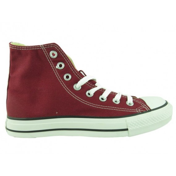 Converse All Star Sneakers Alte Donna HI Maroon M9613C