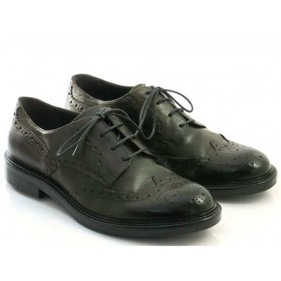 Hundred/100 Men's Classic Shoes Smoke Bufalo Leather M681-32i