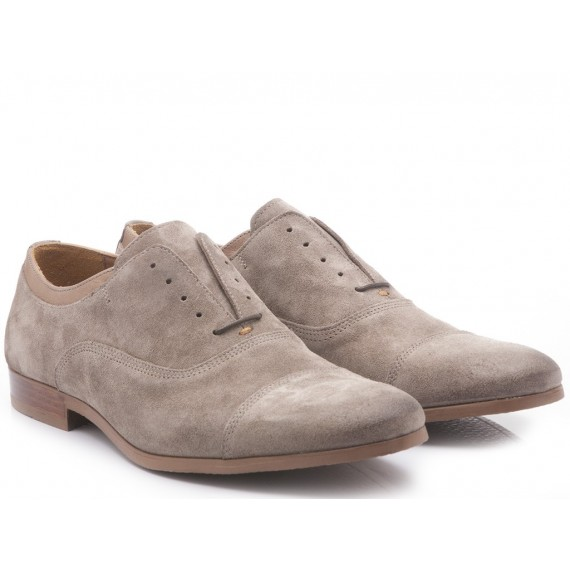 Maritan G Men's Classic Shoes Taupe Suede