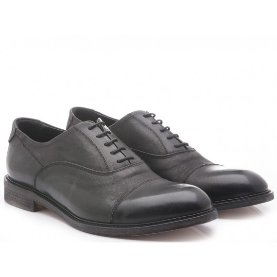 MRT Martire Men's Shoes Black Leather