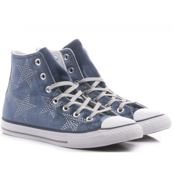 Converse All Star Junior CTAS HI 658882C Velvet