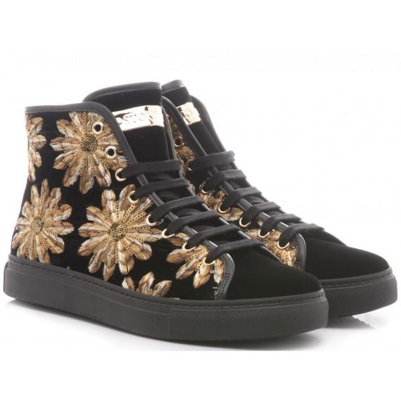 Stokton Sneakers Donna Velluto 620-D