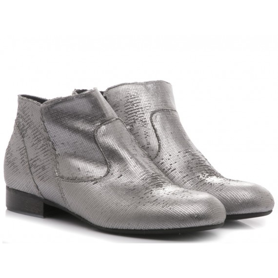 Kammi Women's Shoes Ankle Boots Leather Lead 110