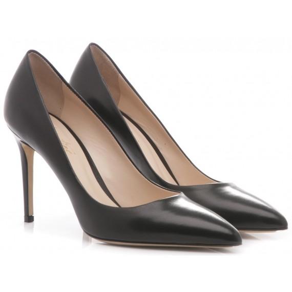 Libertine Women's Shoes Decollete Leather Black