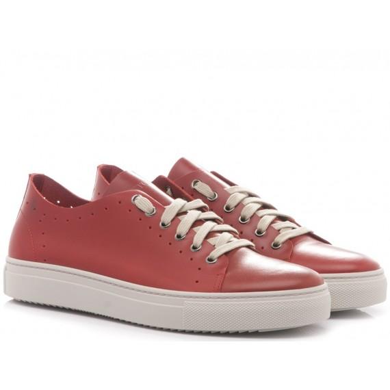 Stokton Sneakers Uomo 250-U Rosso
