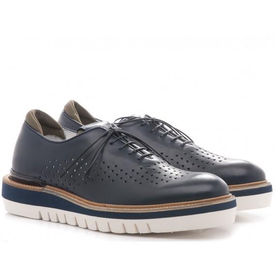 Paciotti 4US Scarpe-Sneakers Basse Uomo Pelle Nero QQDU2RF