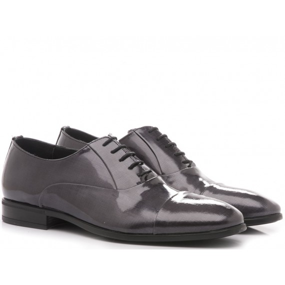 Eveet Men's Classic Shoes Labirint Grey 16500