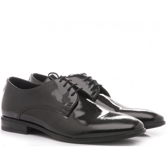 Eveet Men's Classic Shoes Labirint Black 15908