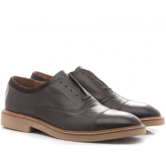 Maritan G Men's Classic Shoes Gonzalo Brown Leather
