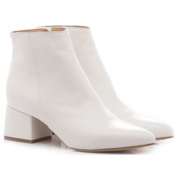 San Crispino Women's Ankle Boots Leather Ice