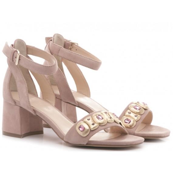 Elvio Zanon Women's Sandals H5303P Pink