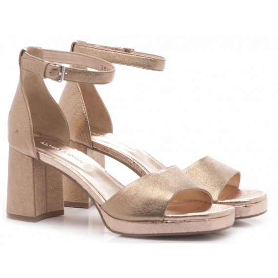 Elvio Zanon Women's Sandals H5804P Blush