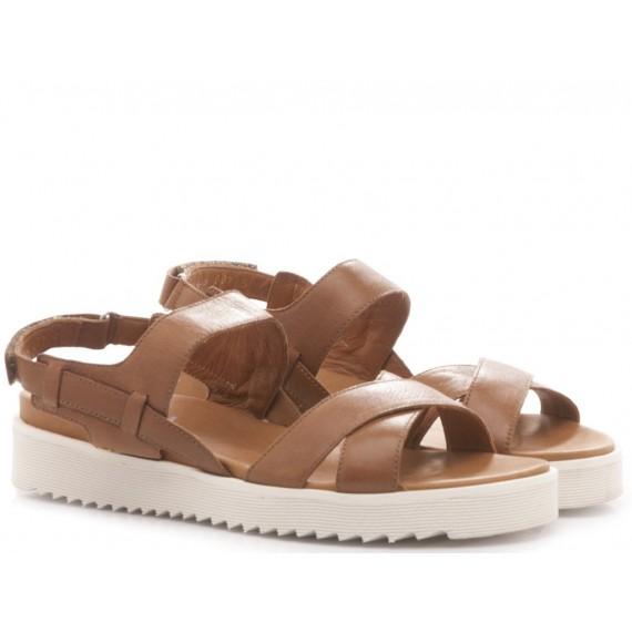 Benvado Women's Sandals Francy Brown