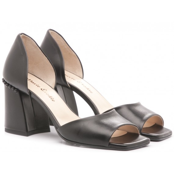 Marie Elodie Women's Shoes Leather Black Z03-7031