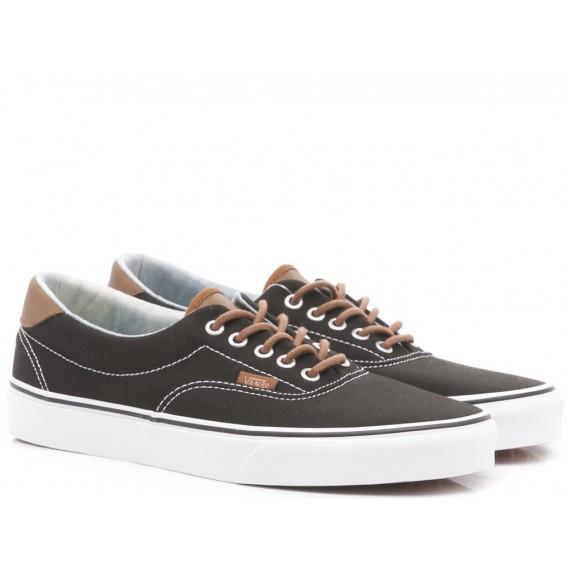 Vans Sneakers Uomo Era 59 Tessuto Nero