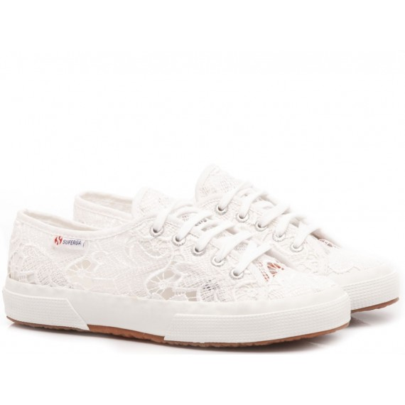 Superga Sneakers Donna 2750 Cotu Classic Bianco S00010