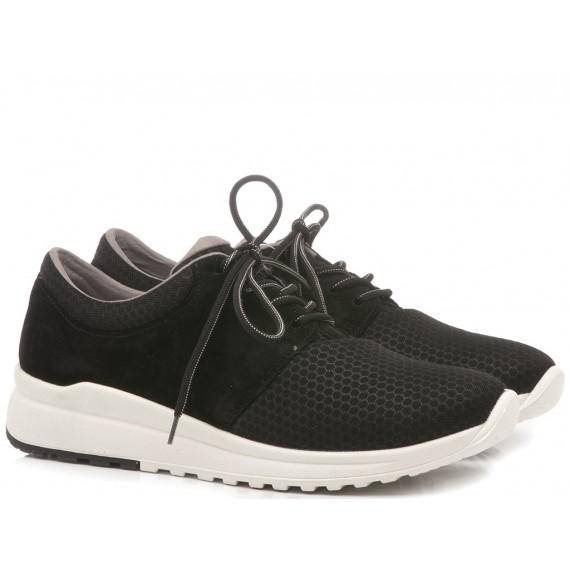 Legero Sneakers Donna Camoscio Nero