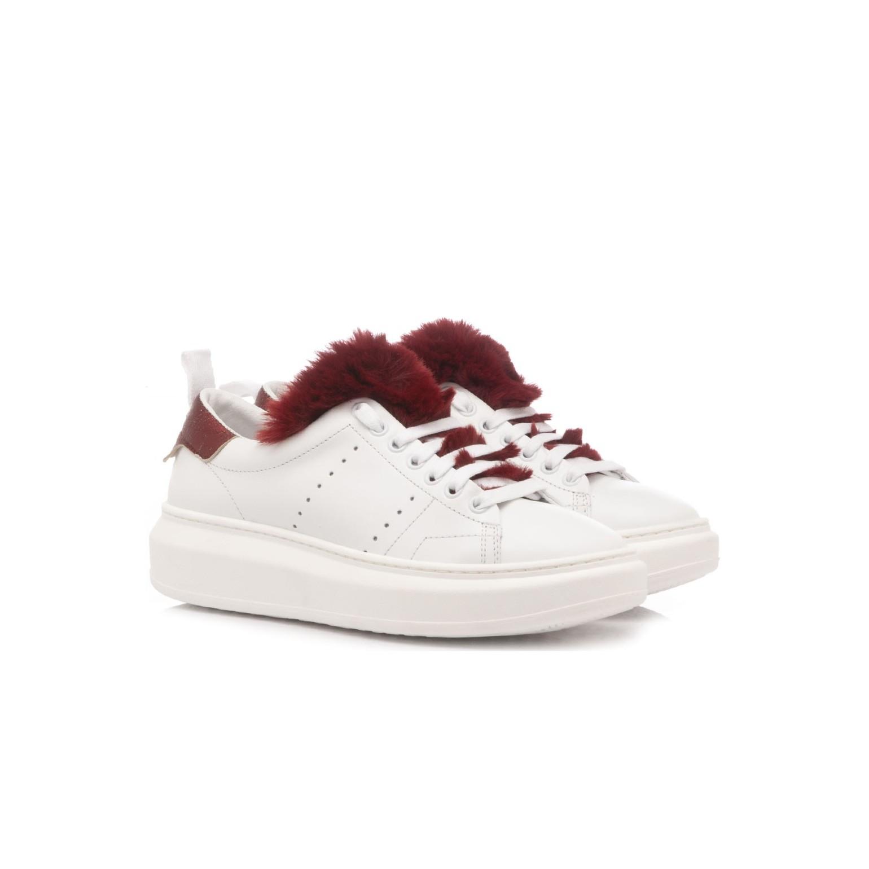 Stokton Sneakers Donna Burma White 6db24b1eb67