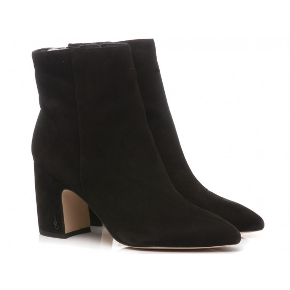 Sam Edelman Woman's Ankle Boots Hilty Black