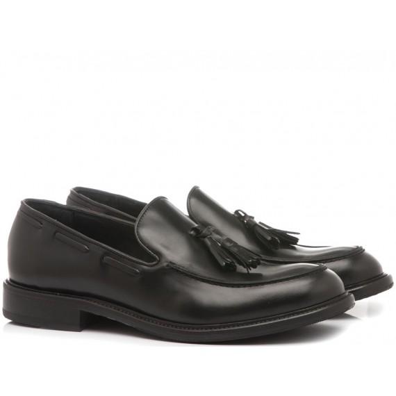 Pawelk's Men's Shoes Loafers Horse 16622