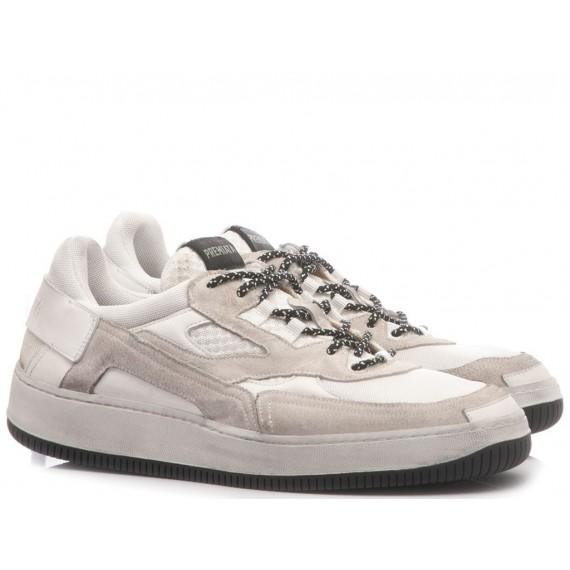 Premiata Sneakers Uomo Abb 4 Ecru