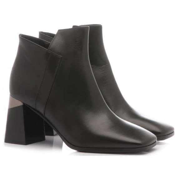 Laura Bellariva Women's Ankle Boots Black 2402