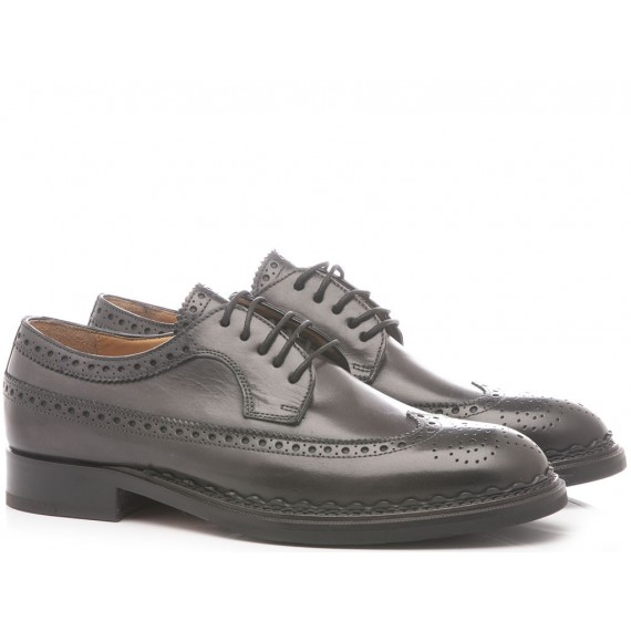 Brecos Men's Classic Shoes Delavé Grey 8116I18
