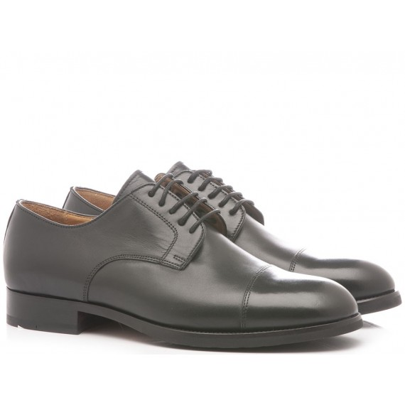 Brecos Men's Classic Shoes Delavé Black 8113I18
