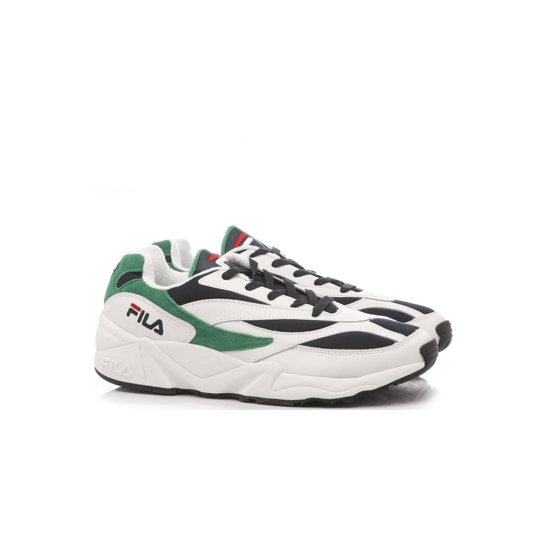 Uomo 94 Sneakers Low Navy Fila White 1l3TJFcKu