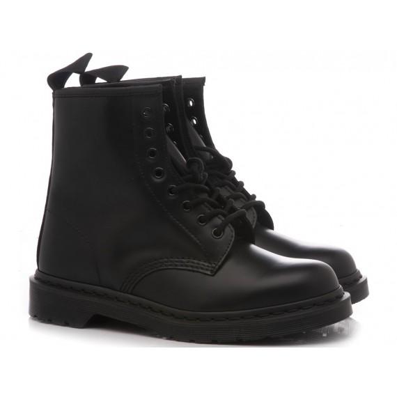 Dr. Martens Women's Ankle Boots 1460 Mono Black