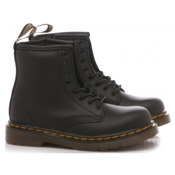 Dr. Martens Children's Ankle Boots Black 1460T 15373001