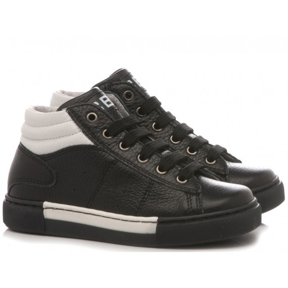 Ciao Children's Sneakers Leather Black 6766