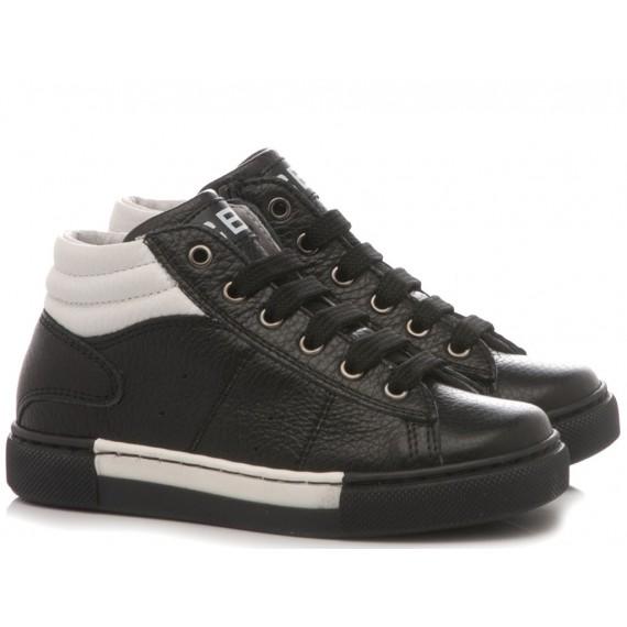 Ciao Sneakers Alta Bambini Nero 6766