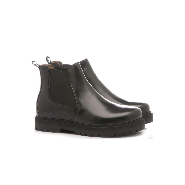 5297ee06cd2e Birkenstock Men's Ankle Boots Leather Black