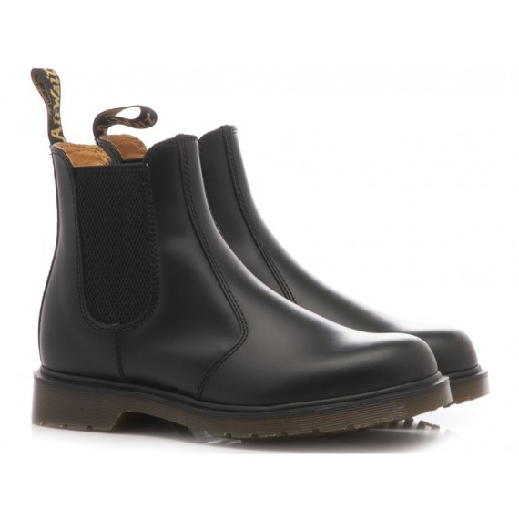 Dr. Martens Uomo Chelsea Boot Black Smooth 2976 118530001