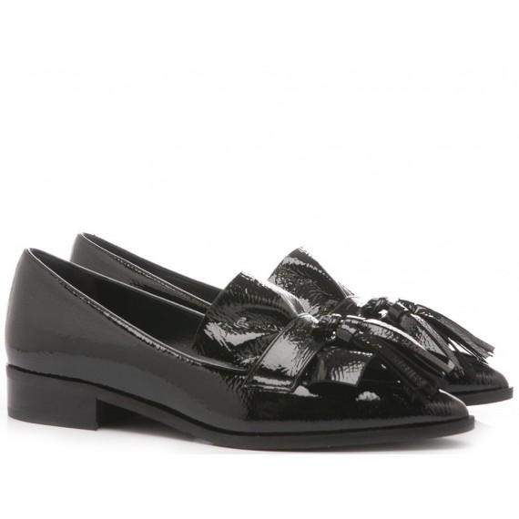 Mivida Women's Ballerina Shoes 8702 Black