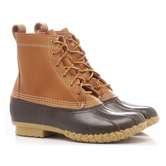 L.L. Bean Men's Ankle Boots Leather 12880