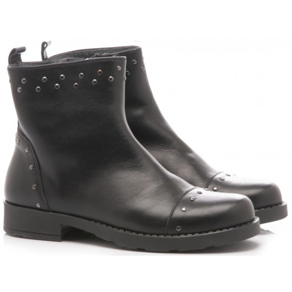 Chiara Luciani Children's Ankle Boots Leather M223