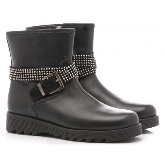 Chiara Luciani Children's Ankle Boots Leather A183
