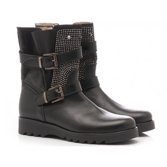 Chiara Luciani Children's Ankle Boots Leather A214