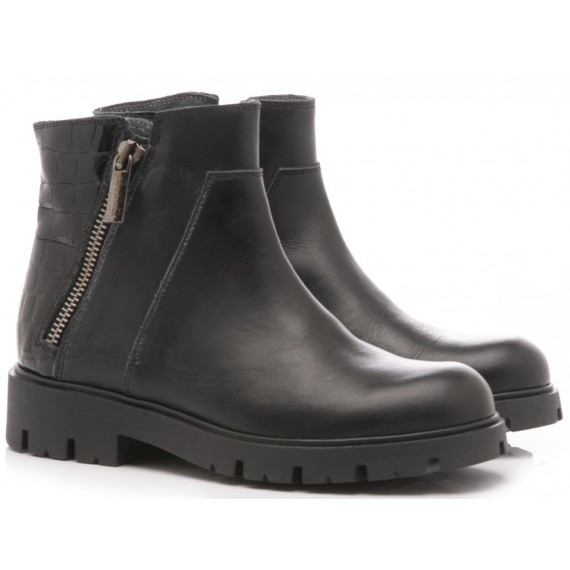 Chiara Luciani Children's Ankle Boots Leather D133