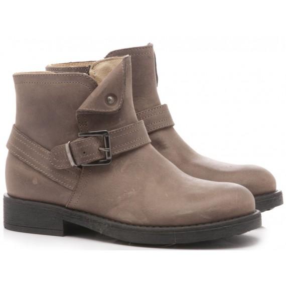 Chiara Luciani Children's Ankle Boots Leather 1562