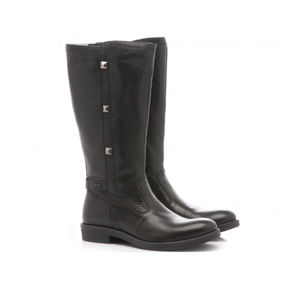 Nero Giardini Children's Boots Leather Black