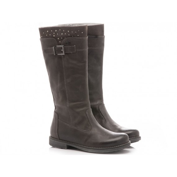 Nero Giardini Children's Boots Leather Grey