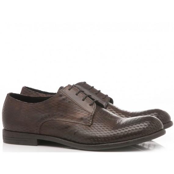 Pawelk's Men's Classic Shoes Cut Tuffato 19013 Ebony