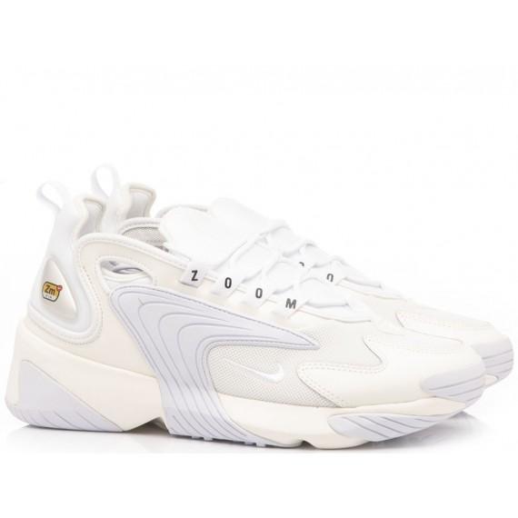 Sneakers Uomo Nike Zoom 2K Bianco AO0269 100