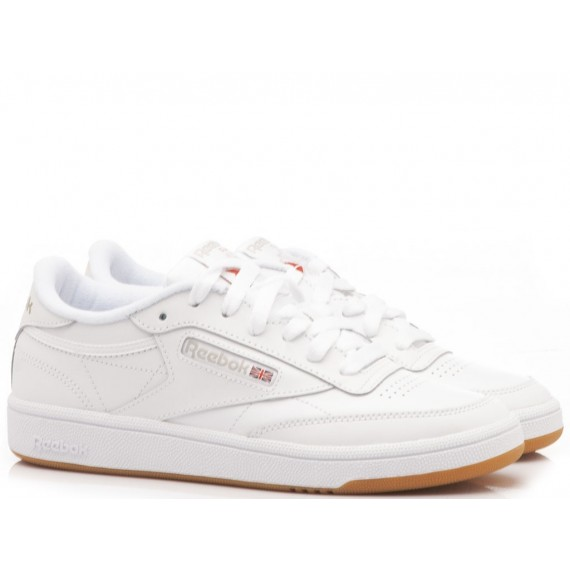 Reebok Women's Sneakers Club C 85 Classic BS7686