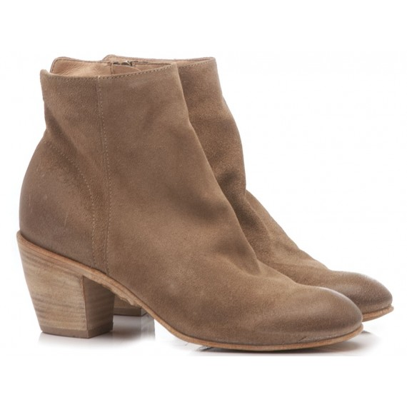 History 541 Women's Ankle Boots Martina 13 Taupe
